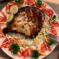 Ryba z pieca tandori