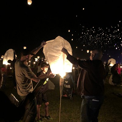 Florence Country Thunder Lantern Festival 