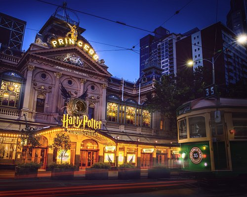 Harry Potter and the Cursed Child now playing at the Princess Theatre exclusive to Melbourne.