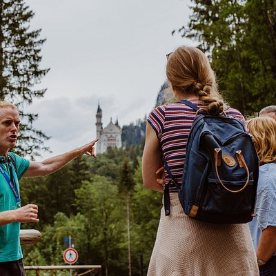 Our famous day trip to Neuschwanstein!