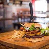 Stein burger