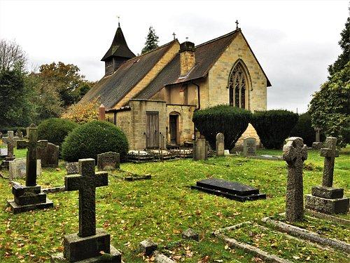 7.  St Luke's Church, Matfield, Kent