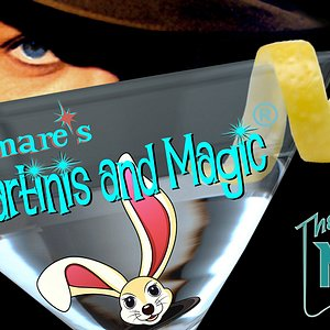 Martinis and Magic at the Mint