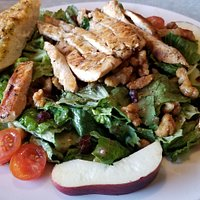Chicken Apple Salad, at Happy Jack's in Leominster MA