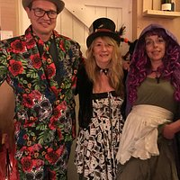 Join us for a Mad Hatters Tea Party