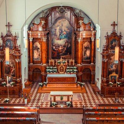 Capuchin Church / Kapuzinerkirche