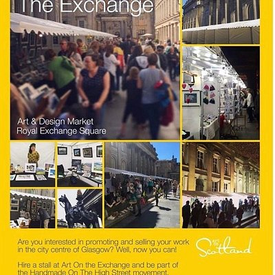 Our flyer's are available in all of Glasgow's best businesses and attraction centres!