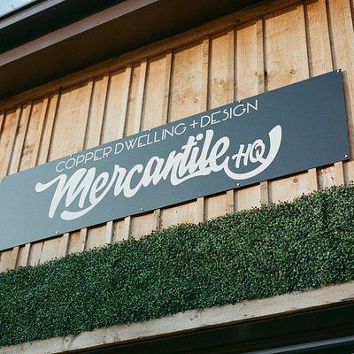 The Mercantile, parent company Copper Dwelling & Design