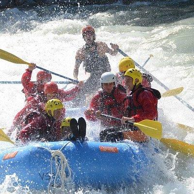 Rafting oars