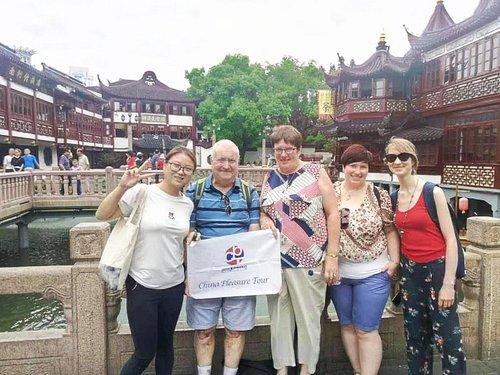 Shanghai Yu Garden Tour by China Pleasure Tour!