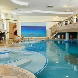 Swimming Pool at Aquilla Health and Fitness