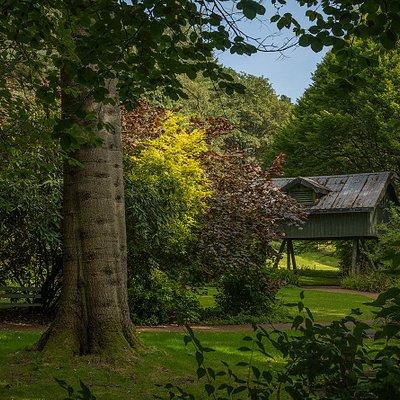 Walled Garden - Silverburn Park.