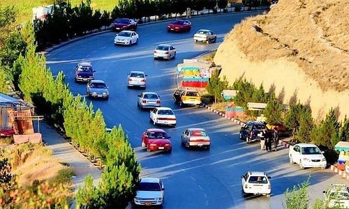 Kabul the beautiful city.
