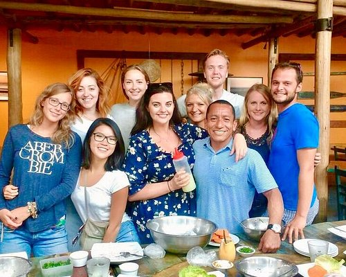 Peruvian Cooking Class in Chorrillos, Lima