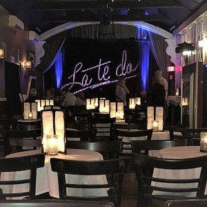 Crystal Room Cabaret at LaTeDa - Key West