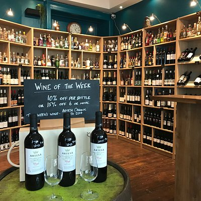 We constantly have open bottles of wine to try for free, as well as weekly wine offers.