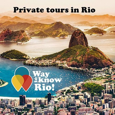 Private tours in Rio for small and large groups!