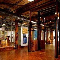 1st Floor Art Gallery and Lobby