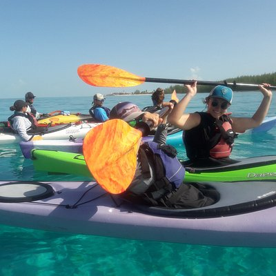 Special Skills Assessment Clinic at Cape Eleuthera, Bahamas.
