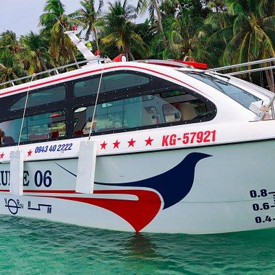 Cano Vina Phú Quốc Travel - Tiện nghi cực kỳ san trọng, sảng khoái.