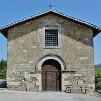 L'antica chiesa romanica