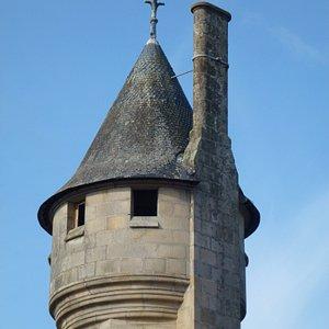 Вершина башни