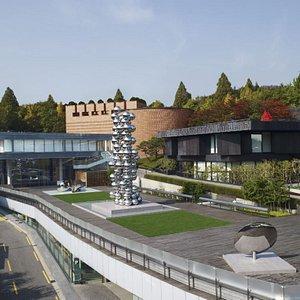 삼성미술관 Leeum Leeum, Samsung Museum of Art