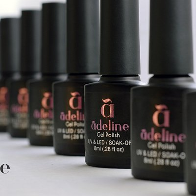 adeline beauty salon - nail polish