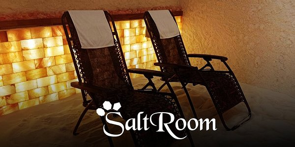 Salt Room's main purpose is to provide the public detoxification of body from negative energy to refresh the whole body from electronic damage.  The salt produce negative ions that give you full relaxation of body while listening to meditation music and start healing process.  While inhalation himalayan salt particles, the salt works to clear mucus and sticky phlegm from the lungs.  At the same time, it's increase the resistance to respiratory tract disease.