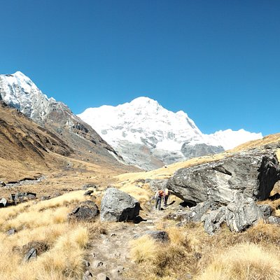 Way to Annapurna Base Camp (ABC)