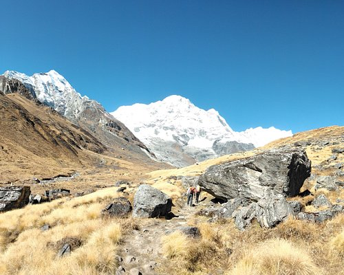 Way to Annapurna Base Camp (ABC)