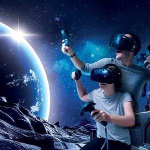 Virtual Aruba Reality Room