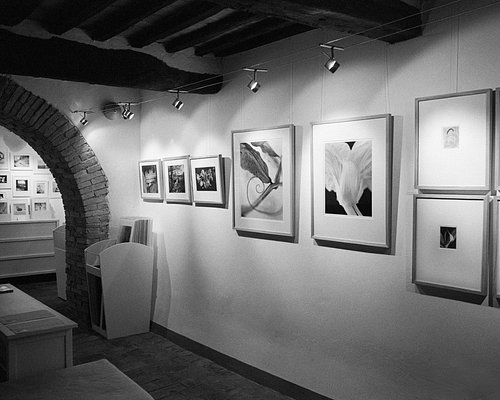 The second room of the gallery