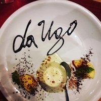 """Dessert, Angelo, """"Da Ugo"""""""