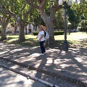 Plaza Balcarce