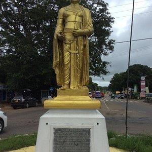 King Mahasen Monument