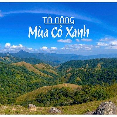 Tà Năng - Phan Dũng mùa cỏ xanh Ta Nang - Phan Dung in the green-grass season