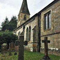 9.  St Augustine's Church, Flimwell, Kent