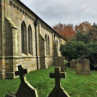 10.  St Augustine's Church, Flimwell, Kent