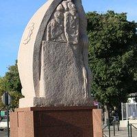 Il s'agit d'un monument, pour rendre un hommage aux résistants corses mais aussi à toutes les forces militaires envoyées par le gouvernement d'Alger et les soldats marocains qui ont participé à l'insurrection et à la libération de la Corse.
