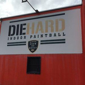 Die Hard Paintball - Turella NSW