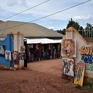 Entebbe Crafts Village