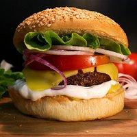 Hulk Burger Natural Food