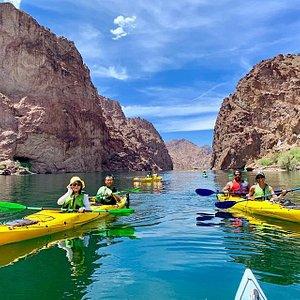 Kayak Tour on Colorado River