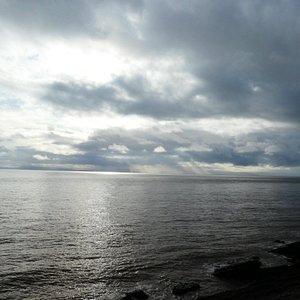 View at Jackson Bay