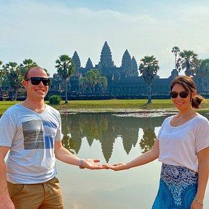 Angkor Tours Driver