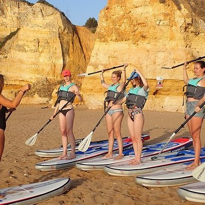 Stand Up Paddle Exclusive Chicks tour
