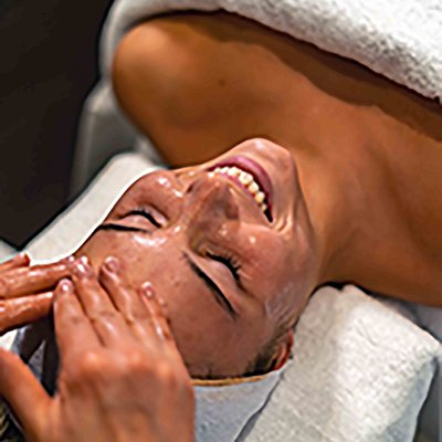 put the smile on your face when your skin concerns are resolved