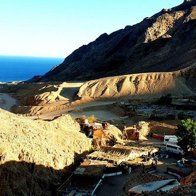 Mare e Deserto a Dahab, 100 km da Sharm el Sheikh