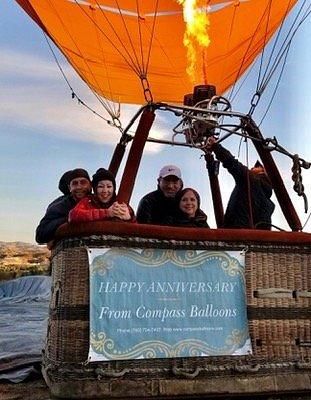Compass Baloons. Temecula 11/23/19